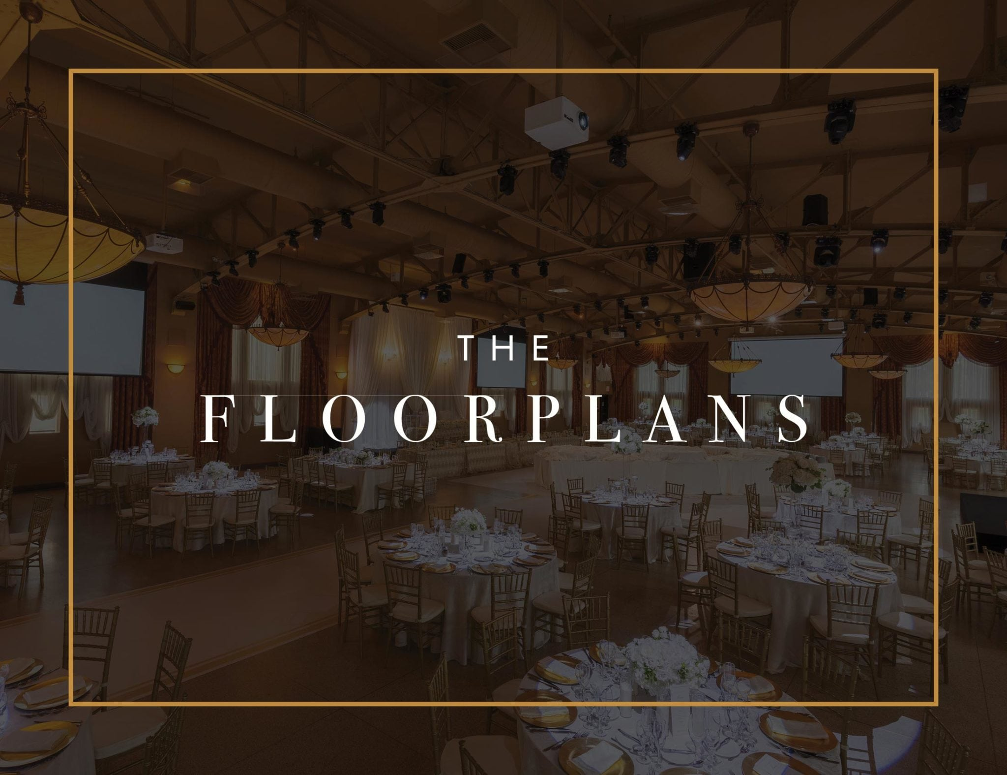 Floorplans Station - Grand Ballroom