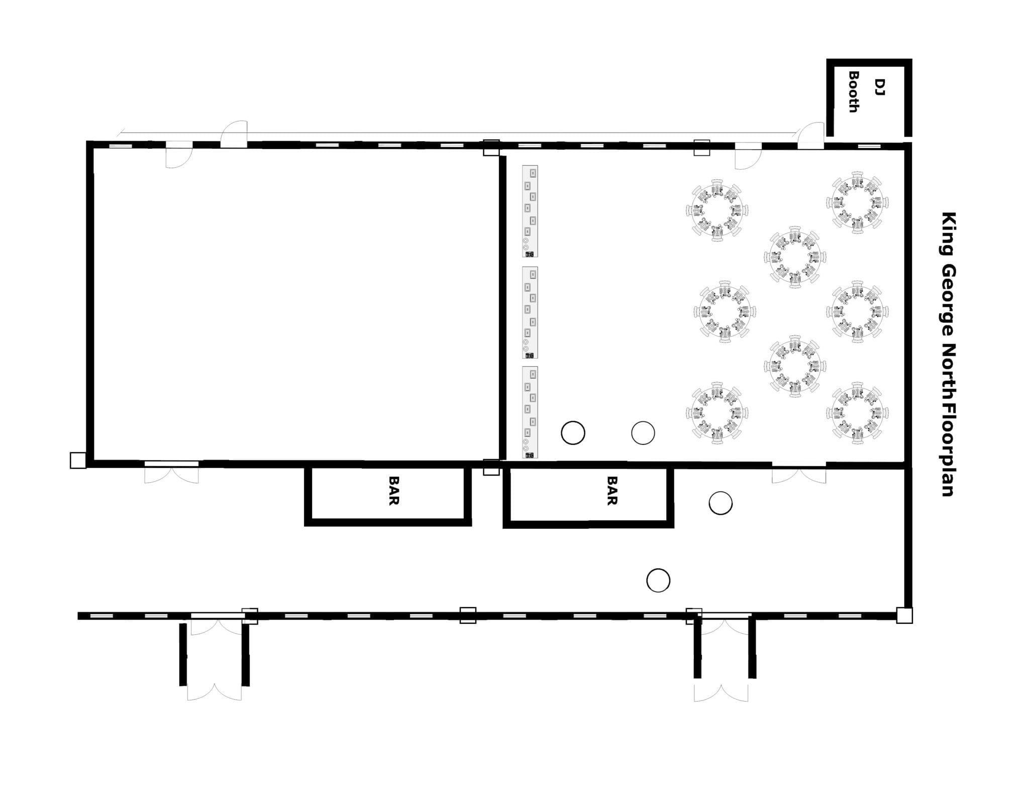 Floorplans Station - King George