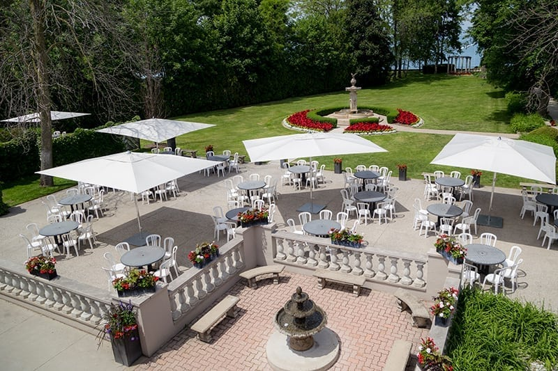 Corporate events at The Gardens