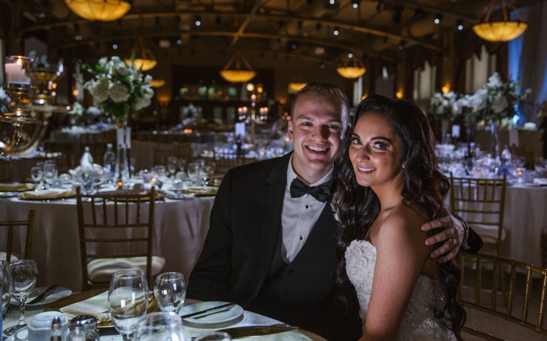 Everything romantic!  LIUNA chats with Jena and Jacob about their Beauty and the Beast inspired Fall Wedding!